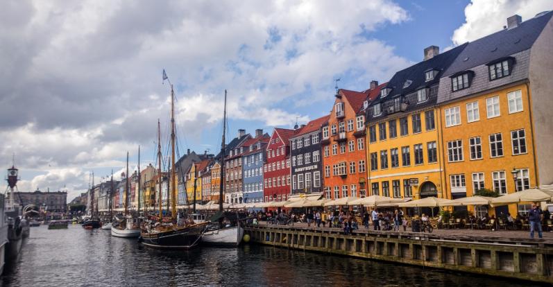 Copenhagen most beautiful city in europe