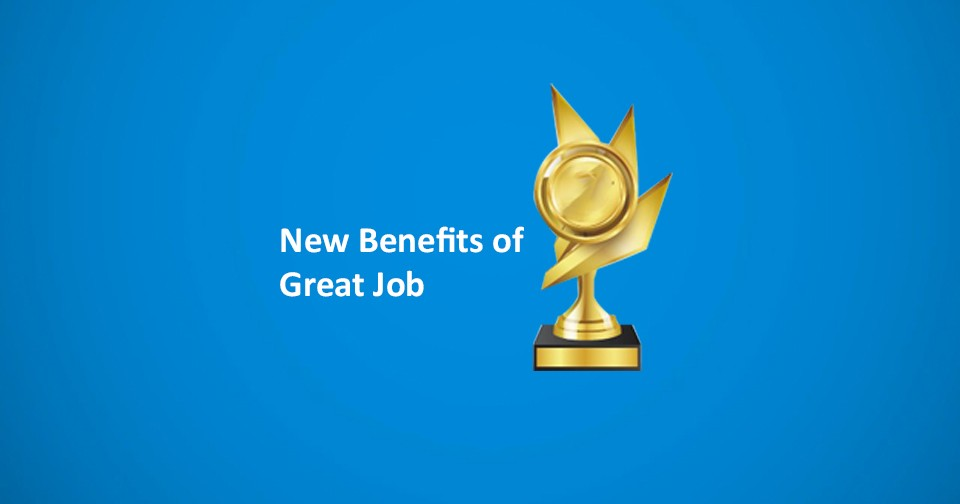 How Awarded Great job is beneficial for yuo