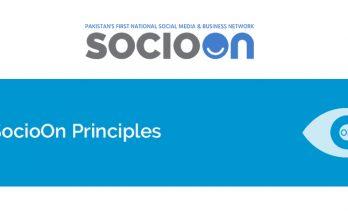 SocioON Principles