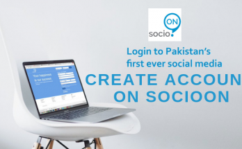 How to Create Account on Socioon
