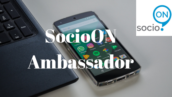 SocioON Ambassador