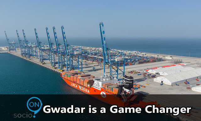 Gwadar is a Game Changer