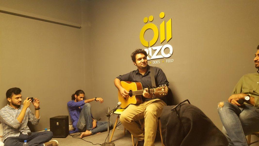 Rizq Foundation organizes an unforgettable Open Mic Night
