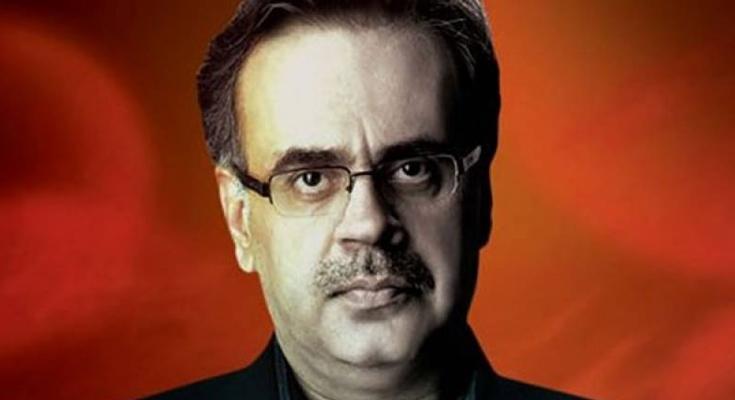 Doctor Shahid Masood Journalist