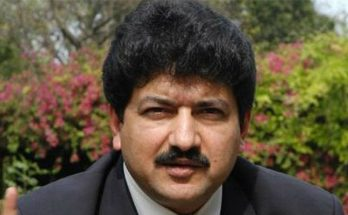 Hamid Mir Pakistani Journalist