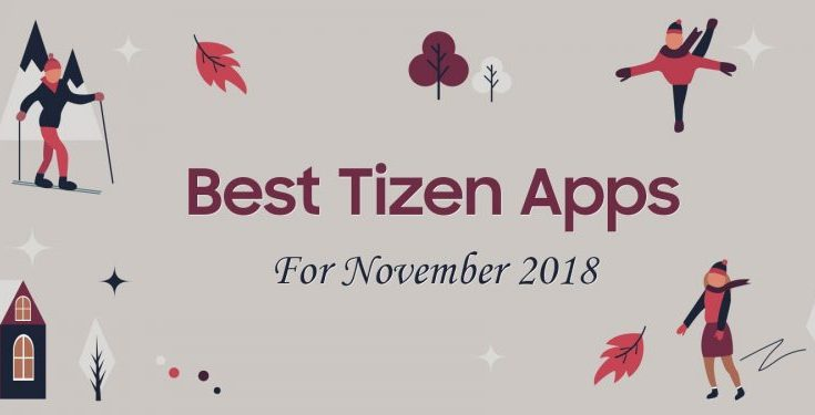 best 20 tizen apps