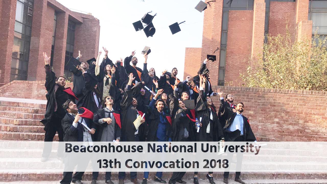 beaconhouse Convocation 2018