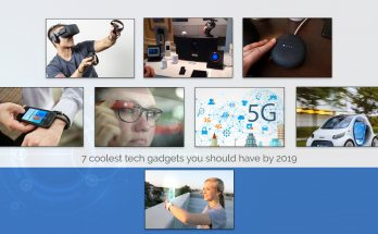 cool tech gadgets 2019