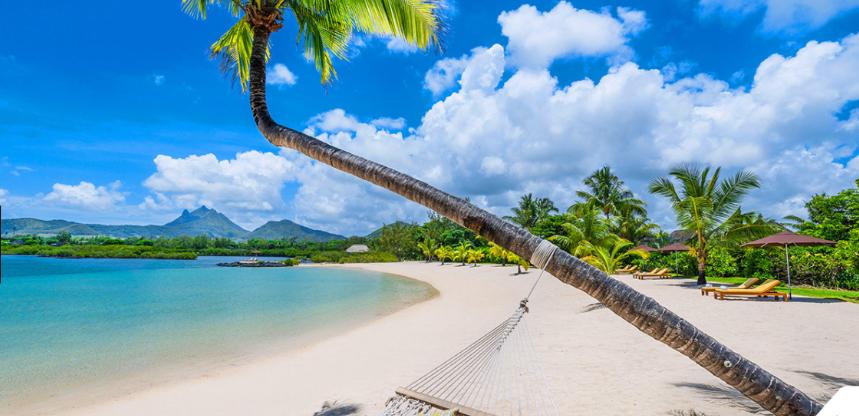Mauritius in the Indian Ocean
