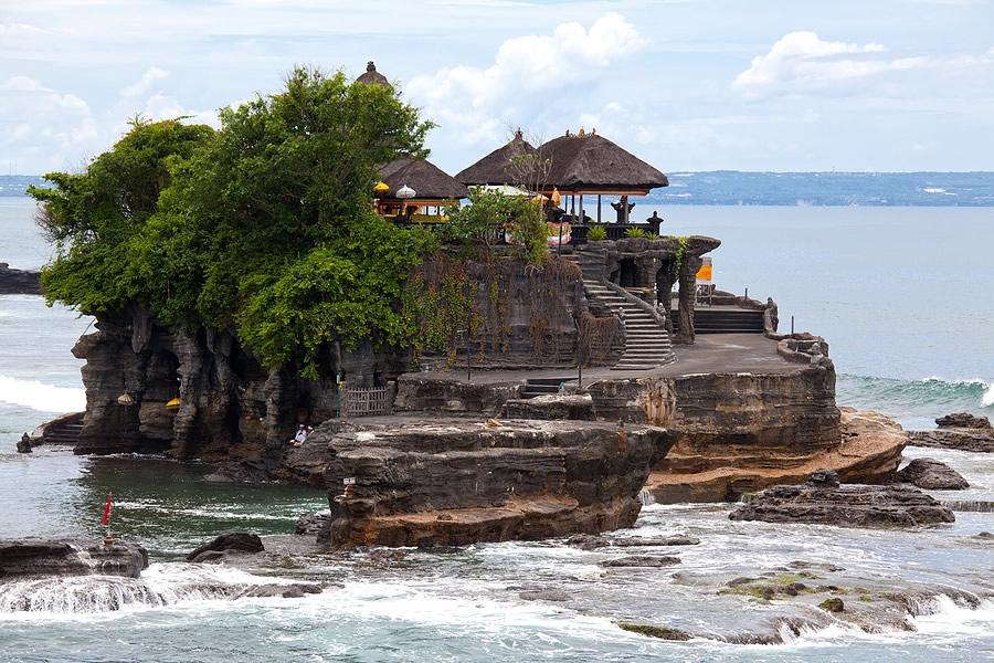 Pura Tanah Lot Temple, Indonesia