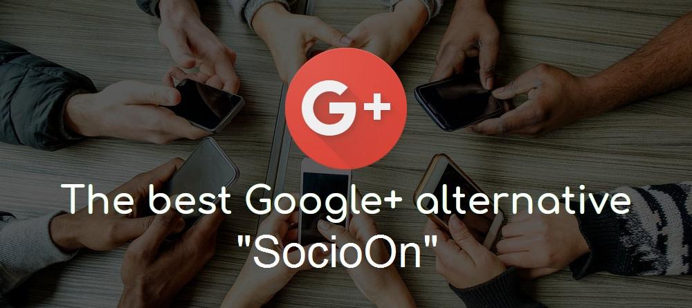 Google+ Alternative