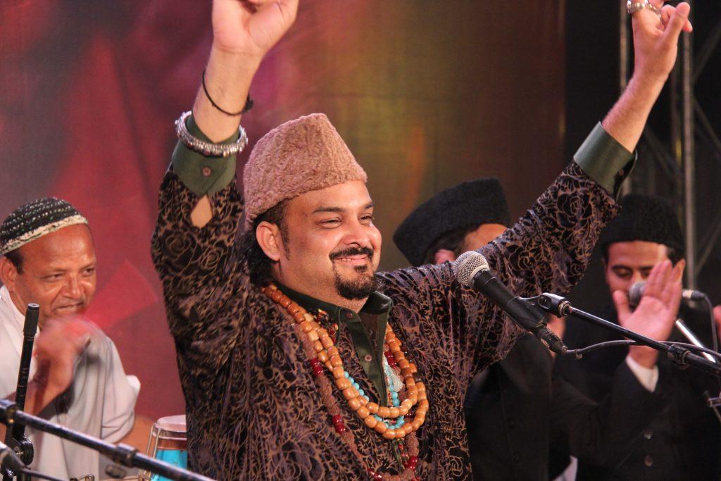 Amjad Sabri bhar do jholi