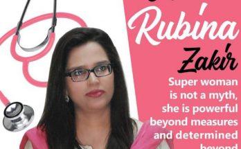 Dr. Rubeena Zakir