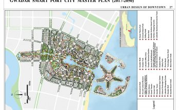 gwadar master plan 2019 map