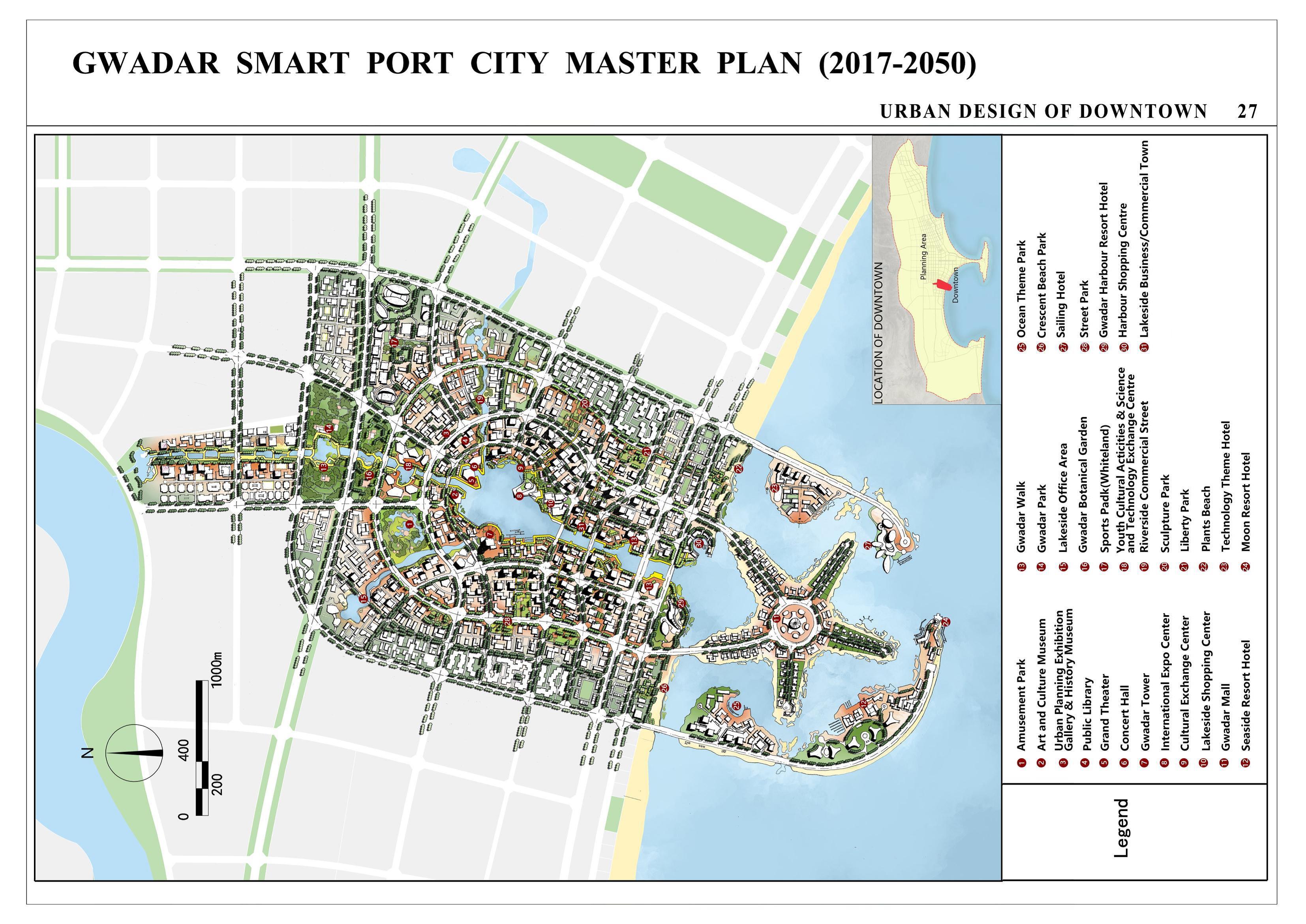 gwadar master plan 2019 map