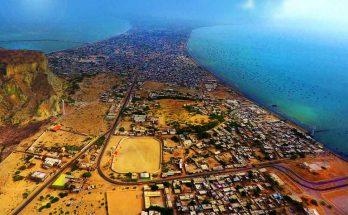 Gwadar Smart port city