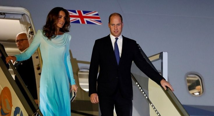 Royal Visit Pakistan Kate & William