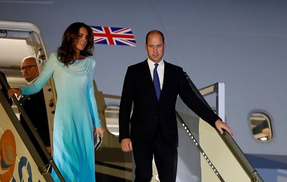 Royal Visit Pakistan Kate & William