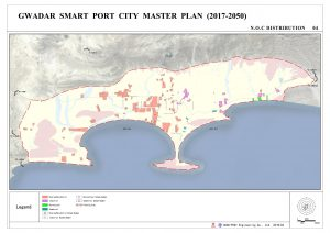 Land Use Gwadar Master plan