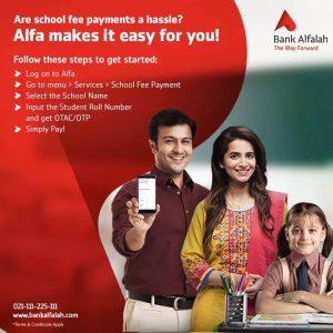 alfa payment process