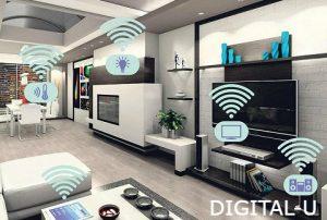 DIGITALU home-automation