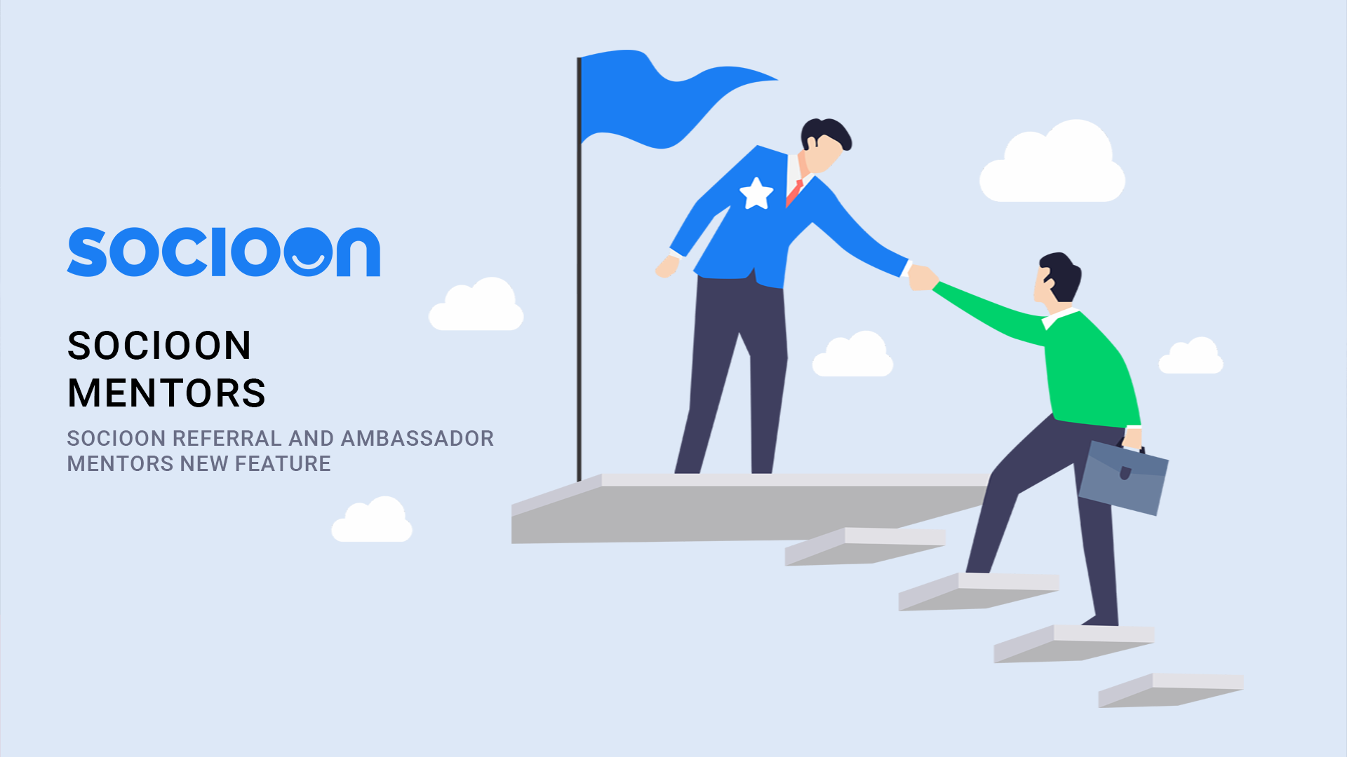 Referral Mentor and Ambassador Mentor of SocioOn Explained with Terms and Conditions