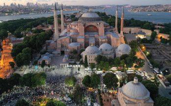 Hagia Sofia to Reconvert Back into Mosque   Big Win for the Muslim World   Recep Tayyip Erdogan