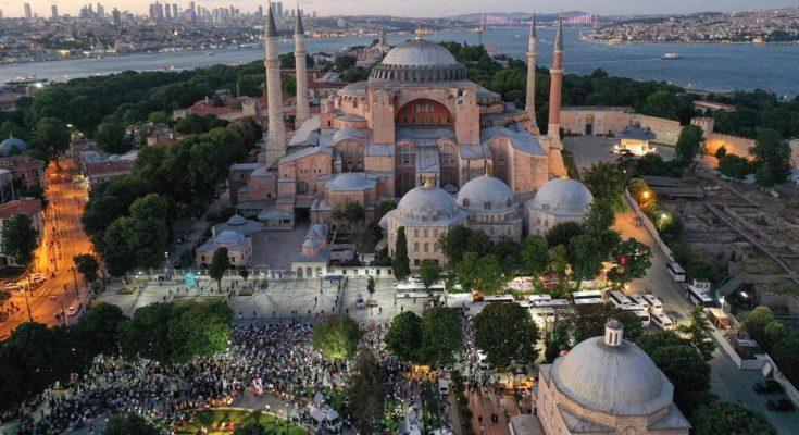 Hagia Sofia to Reconvert Back into Mosque | Big Win for the Muslim World | Recep Tayyip Erdogan