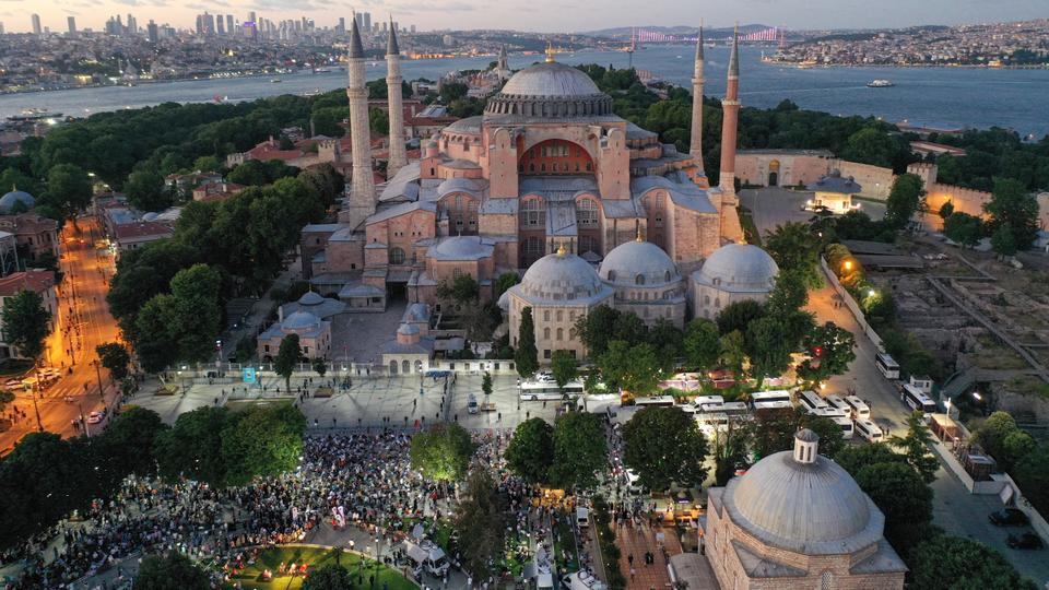 Hagia Sofia to Reconvert Back into Mosque | Big Win for the Muslim World | Recep Tayyip Erdogan