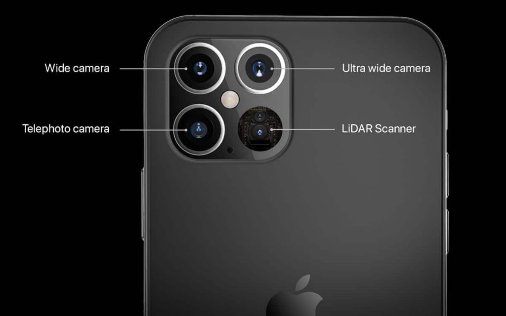 iphone12 camera detail