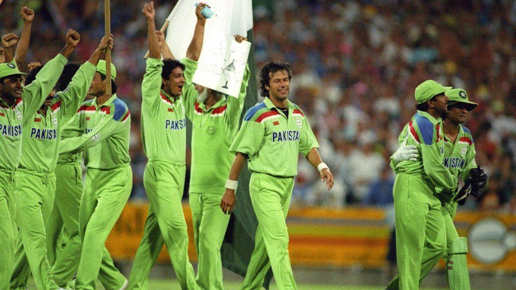 1992 WORLD CUP Pakistan