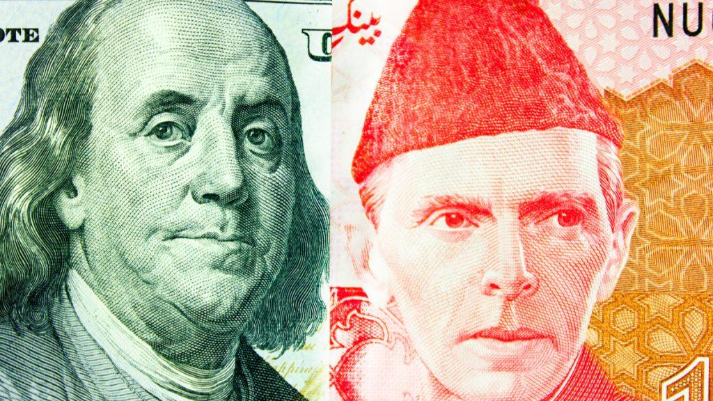 Pakistan Gain On Usd