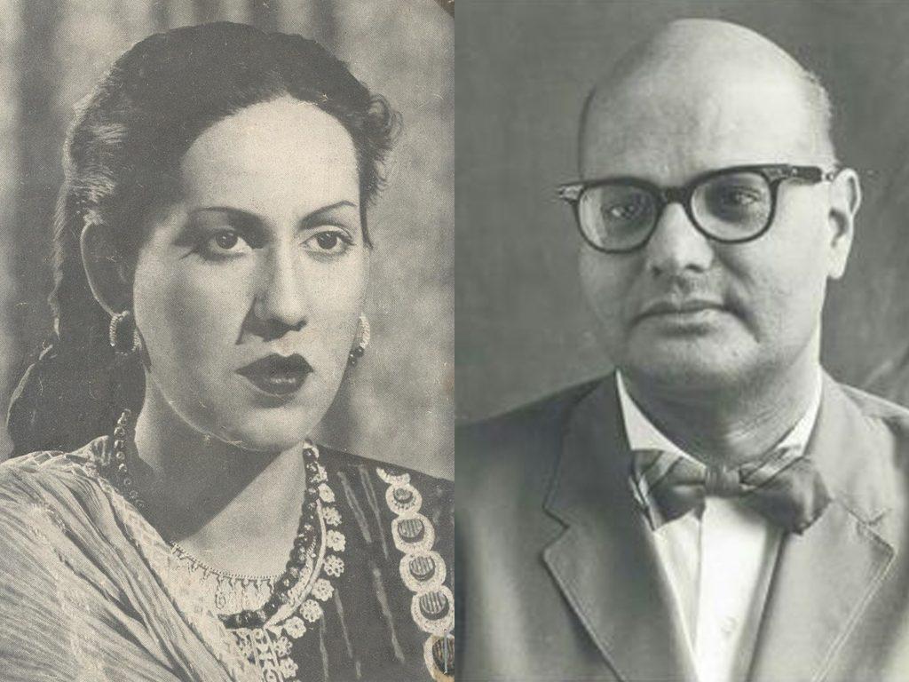 Swaran Lata & Noon Meem Rashed